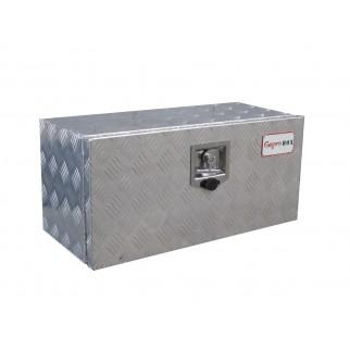 Aluminium onderbouwkist