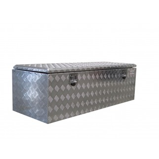 Aluminium traanplaatkist
