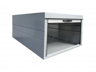schuifluikkist aluminium, rolluikkist aluminium
