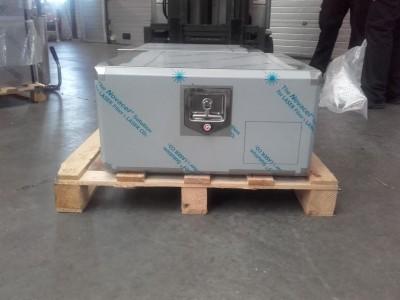 Sonderborg 750x550x600 lxbxh RVS 1,5mm